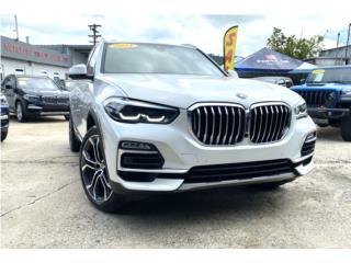 BMW X-5 sDRIVE40i SPORT 2021, BMW Puerto Rico