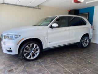 BMW X5 AÑO 2018 HIBRIDA SOLO 20 MIL MILLAGE, BMW Puerto Rico
