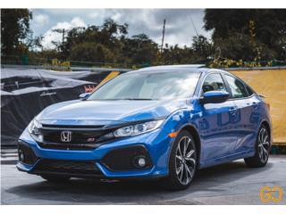 HONDA CIVIC Si 2018 / STD / 6speed, Honda Puerto Rico