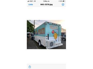 Food Truck Ambulante , FreightLiner Puerto Rico