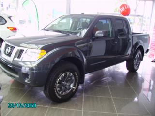 Nissan Frontier PRO-4X 613-2180 Eulices