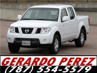 ** 2014 Nissan Frontier - Toda la Variedad **