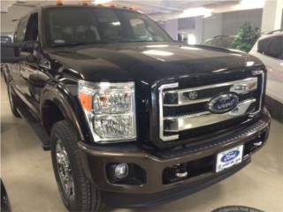 FORD F-250 KING RANCH 2016 !!!