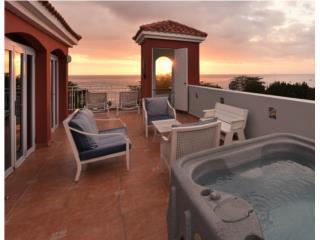 Sky View Penthouse - frente y vista al mar #1 Puerto Rico