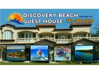 Discobery beach Guest House  Puerto Rico