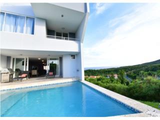 5 Bedroom Ocean View Villa and Pool Palmas del Mar Puerto Rico