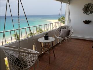 Gorgeous views studio across from the beach Puerto Rico