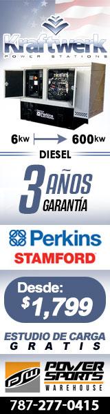 Generadores Diesel Kraftwerk