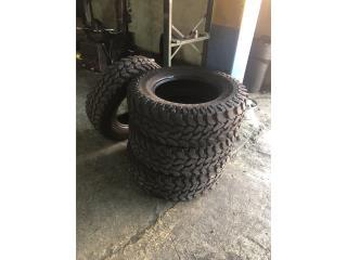 4x4 Gomas Tires  Puerto Rico