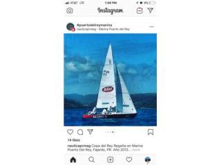 Racer/Day Sailor Puerto Rico