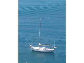Cape Dory 25 sailboat Puerto Rico