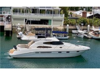 Tiara, SEALINE T47 2001 400h de uso mejor que nueva 2001, Botes Puerto Rico