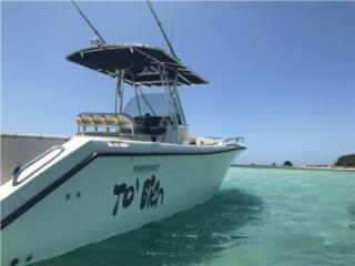Pursuit, Pursuit 26 2001 twin 200 hp  2001, Sea Fox Puerto Rico