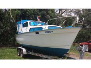 Albin, Albin 25 Mini Trawler 1974, Tiara Puerto Rico