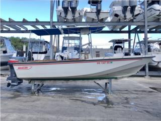 Boston Whaler 22' 2Yamaha 115 y Trailer Puerto Rico