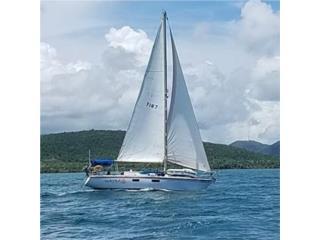 Velero Dufour Classic 1974 listo para navegar Puerto Rico