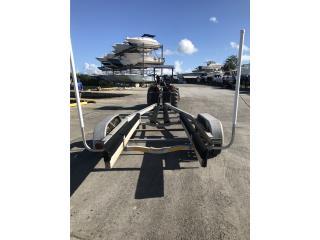 Trailer Sea Fox Aluminio 22-24 pies Puerto Rico