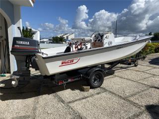 Boston Whaler 17 Puerto Rico