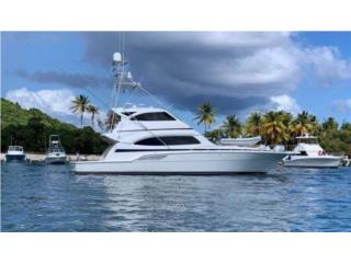 Bertram, BERTRAM 67 ENCLOSED BRIDGE  2004, Sea Fox Puerto Rico
