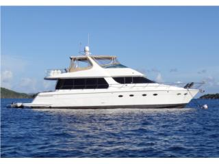 Carver, Carver Voyager 570, 59' 2001 con dos dinguies 2001, Pursuit Puerto Rico