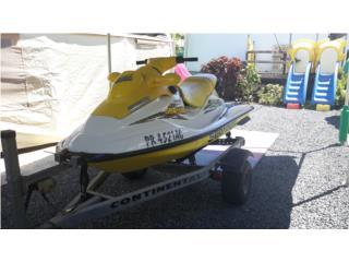 Sea Doo GSX 2001 $3,500 FIJO Puerto Rico