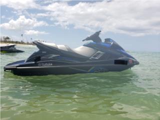 2015 Yamaha Fx SVHO 25 horas  Puerto Rico