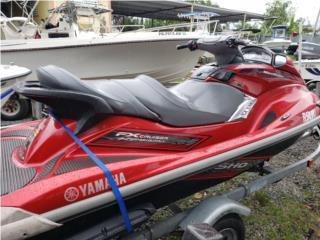 Yamaha fx cruiser sho supercharger  Puerto Rico