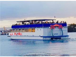 Other-Otro, Barco LA RUMBA Oportunidad de Negocio 1988, Botes Puerto Rico
