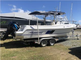 Aquasport, Aquasport 245 Explorer 1999 2 Mercury 200hp 1999, Southport Puerto Rico