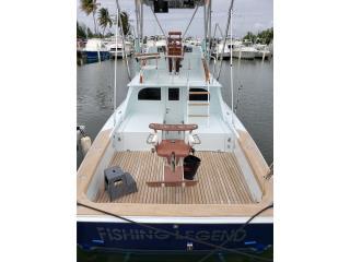 Bertram, Bertram 31 - Clasica y Elegante 1968, Proline Puerto Rico