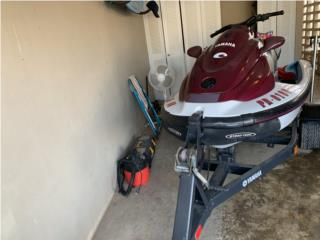 Yamaha 1200 Puerto Rico
