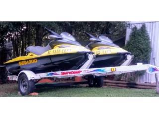 2- 2001 Sea doo RX jet ski's  Puerto Rico