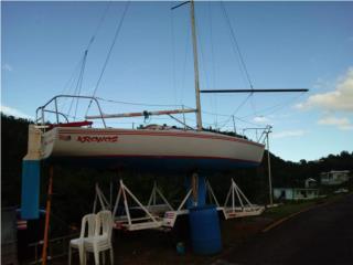 Velero 24pies  ready para navegar  Puerto Rico