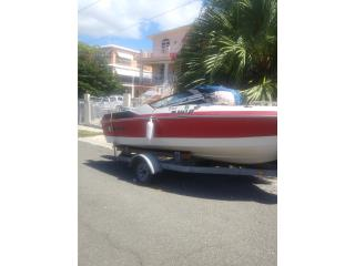 WELLCRAFT SPORT. 17 1989 MOTOR  125HP TRAILE  Puerto Rico