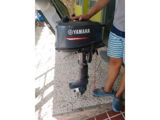 Yamaha 4 mescla para dingie Puerto Rico
