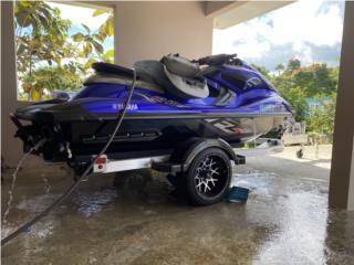 Yamaha FZS Puerto Rico
