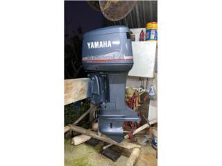 Motor YAMAHA 250 EFI Salt Water series II Puerto Rico
