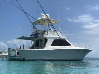 Blackfin, Preciosa Blackfin 38 flybridge remodelada! 1989, Sea Ray Puerto Rico