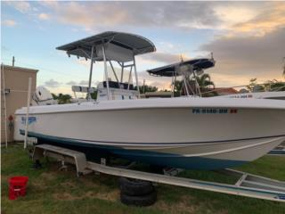 Bluewater 2150 Center Console 2016 Suzuki 200 Puerto Rico