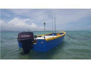 Boats Yola 16 pies Puerto Rico