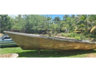 Boats Yola en fiberglass Puerto Rico