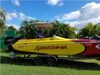 Boats OceanExpress 26 Cat Puerto Rico