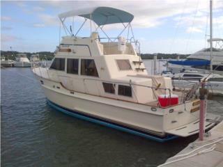 Botes 36 Halvorsen Trawler Puerto Rico