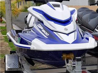 Botes Yamaha GP1800 año 2018 13,500 Puerto Rico