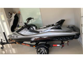 Botes Seadoo RXT-X 255 supercharged 2009 Puerto Rico