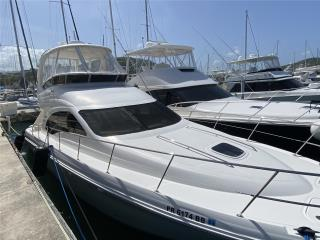 Sea Ray, Sea Ray Sedan Bridge 48 2007, Pursuit Puerto Rico