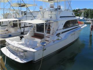 Bertram, Bertram 46.6 galley up 1984, Pursuit Puerto Rico