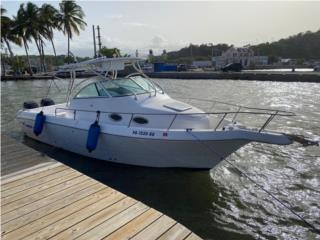 Botes PROLINE 27 wa 2 merc 200hp Puerto Rico