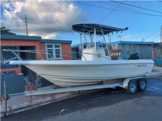 Botes Sea fox 03 21.7 135 mercury  Puerto Rico