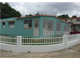 Bella Casa de Esquina Recién Remodelada , San Juan-Río Piedras Clasificados